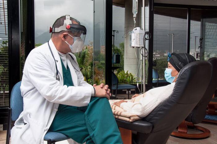Experiencia en oncología clínica
