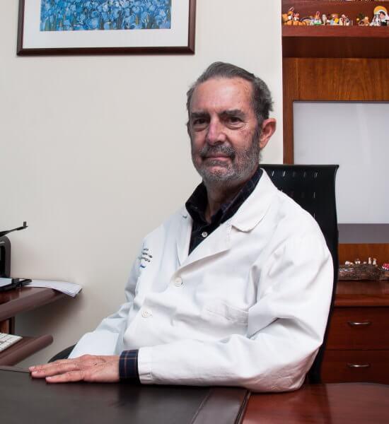 Dr. Carlos A. de Jongh García