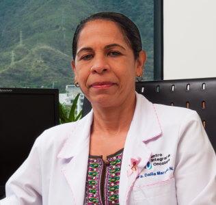 Dra. Dalila Marcano Narváez